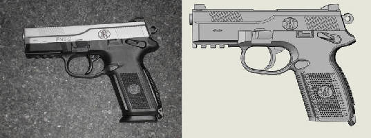 NVision Helps Soft Air Produce Handgun Replica Three Months Faster
