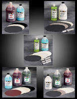 Consumables Bundles suit materials testing and analysis labs.