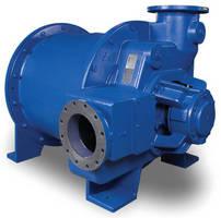 Liquid Ring Vacuum Pump, Compressor has 5,300 cfm capacity.