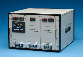 Automated Permeation System blends ppt gas standards.