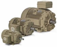 Severe Duty Motors offer low greenhouse gas emissions.