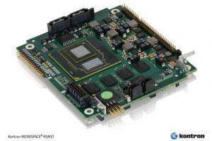 PCIe/104 Embedded SBC features configurable Atom E600C CPU.