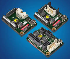 Miniature Positioning Controller serves CANopen-based operations.