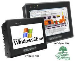 Open Platform Touchscreen HMIs deliver SCADA versatility.