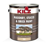 Masonry and Stucco Primer has alkali-resistant formulation.