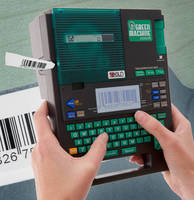 Electronic Label Printer complies with EU Eco-Design Directive.