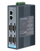 Bi-Directional Modbus Gateways enable remote management.