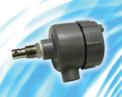 Conductivity Sensor withstands harsh industrial processes.