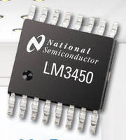 High-Brightness LED Driver is optimized for dimming performance.