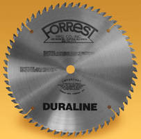 Woodworking Blade creates quality mortise, tenon joints.