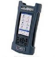 Handheld Gigabit Ethernet Tester supports BER testing.