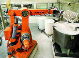 ABB Robots Help CIREX Foundry Increase Capacity by 50%