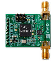 RF Micro Devices® Teams with Freescale® to Deliver High-Performance Zigbee® Solutions for Smart Energy Applications