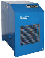 Refrigeration-Compressed Air Dryer prevents condensation.