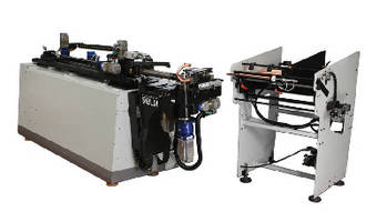 All-Electric Tube Bender bends tubes up to 1.12 in.