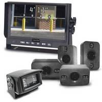 Color Camera Systems feature Hi-Resolution digital monitors.