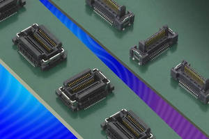 Micro Rugged Floating Contact System extends mating tolerances.