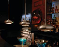 Energy-Efficient LED Pendant has dimmable design.