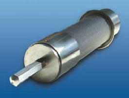Precoat Septa facilitates nuclear reactor water cleanup.
