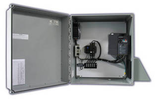 Pump Control Panel suits constant pressure applications.