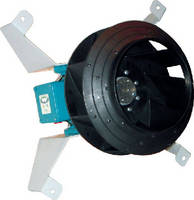 Airfoil Cooling Fans produce airflows to 5,000 cfm.
