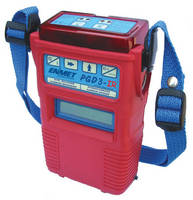 Portable Multi-Gas Detector accommodates multiple sensor types.