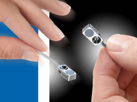 Inductive Sensors measure distances up to 2 mm.