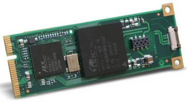 Mini-PCIe Board adds MIL-STD-1553 channel to any computer.