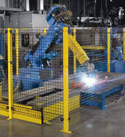 Machine Guard System enhances equipment, worker safety.