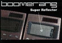 Retro-Reflector triples LCD performance.