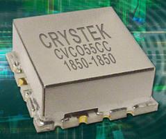 Voltage Controlled Oscillator suits digital radio applications.