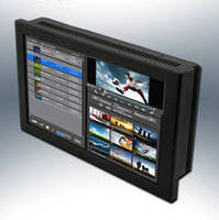 Touch Panel PC features 8.9 in. WSVGA TFT screen.