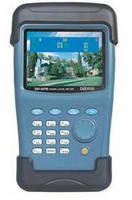 Handheld CATV Analyzer is immune to interference.