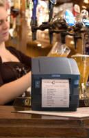 Thermal POS Printers operate at speeds of 300 mm/sec.