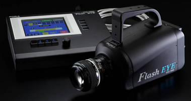 HD Variable Frame Rate Camera captures high-speed action.