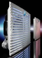 High-Efficiency Fan/Filter Units use diagonal fan technology.