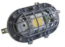 LED Bulkhead Luminare is lightweight and explosion-proof.
