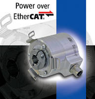EtherCAT Encoders offer cycle times of 62 seconds.