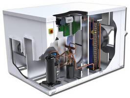 Hybrid Ventilation Unit incorporates energy recovery capability.