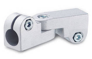 Swivel Clamp Connector Joints have RoHS-compliant design.