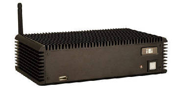 Fanless Embedded System features Intel® dual-core processor.