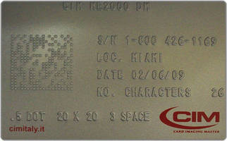 Metal Embosser suits industrial marking applications.
