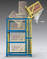 Container Dumper enables dust-free discharging.
