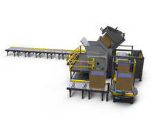 Fully Automated, Self-contained Bulk Material Handling System Reduces Operator Interaction; Increases Process Capacity to 12,000 Pounds per Hour