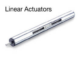 Metric Linear Actuators feature left or right hand thread.