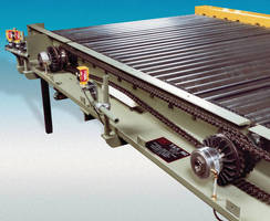 Accumulation Conveyor uses single drive to control multiple zones.