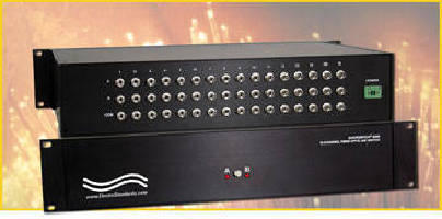 Fiber Optic Network Switch complies with RoHS Directive.