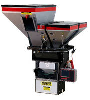 Gravimetric Blender provides throughputs up to 900 lb/hr.