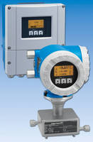 Coriolis Flowmeter installs within OEM equipment.