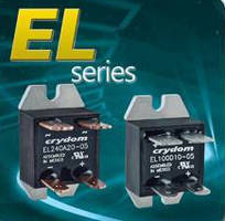 Panel Mount Solid State Relays offer AC and DC outputs.